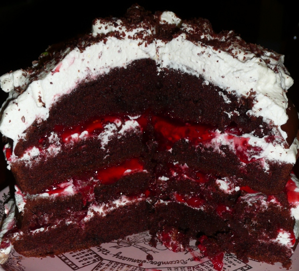Black Forest Cake 1 Black Forest Cake Recipe | LONG HAIRSTYLES