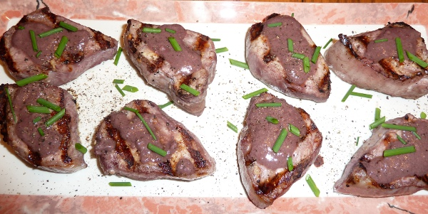 Pork Medallions with Mustard Sauce - Dunlop Brothers ...