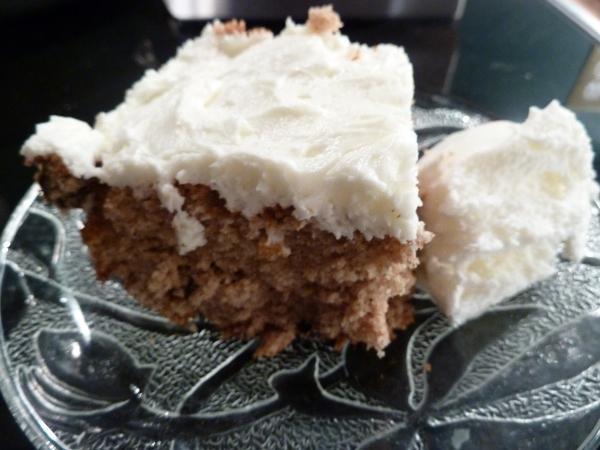 Labour Cake Recipe